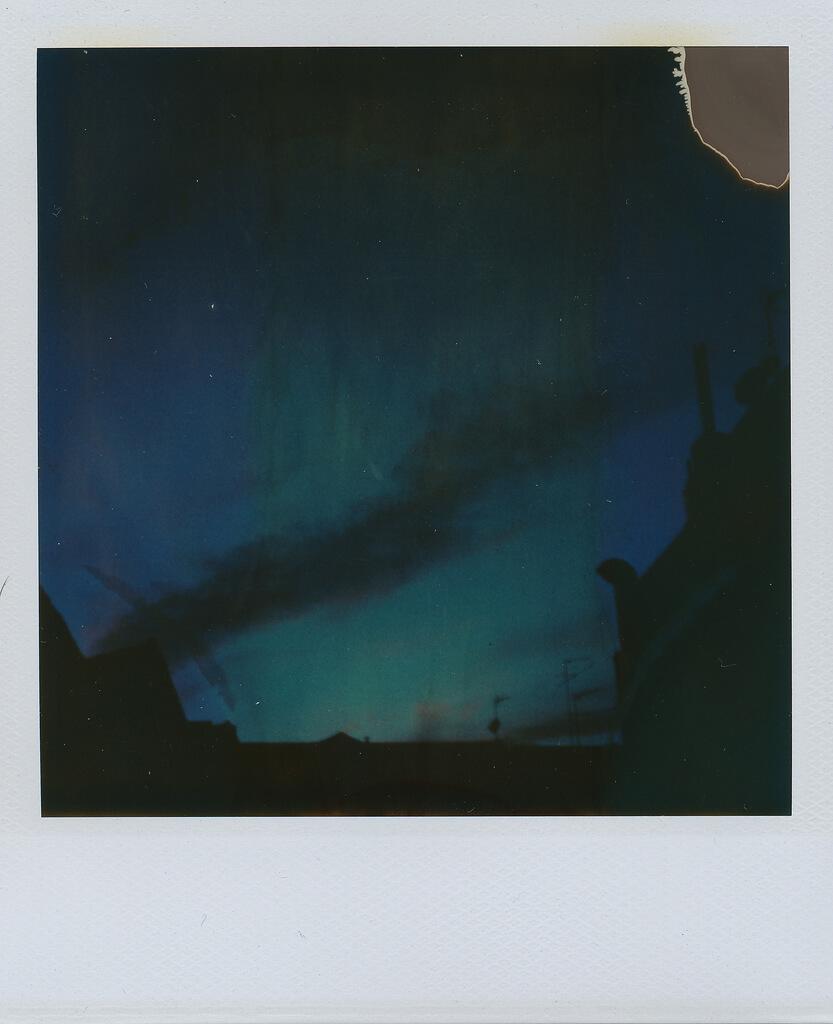 Daniel Gonzalez Fuster polaroid