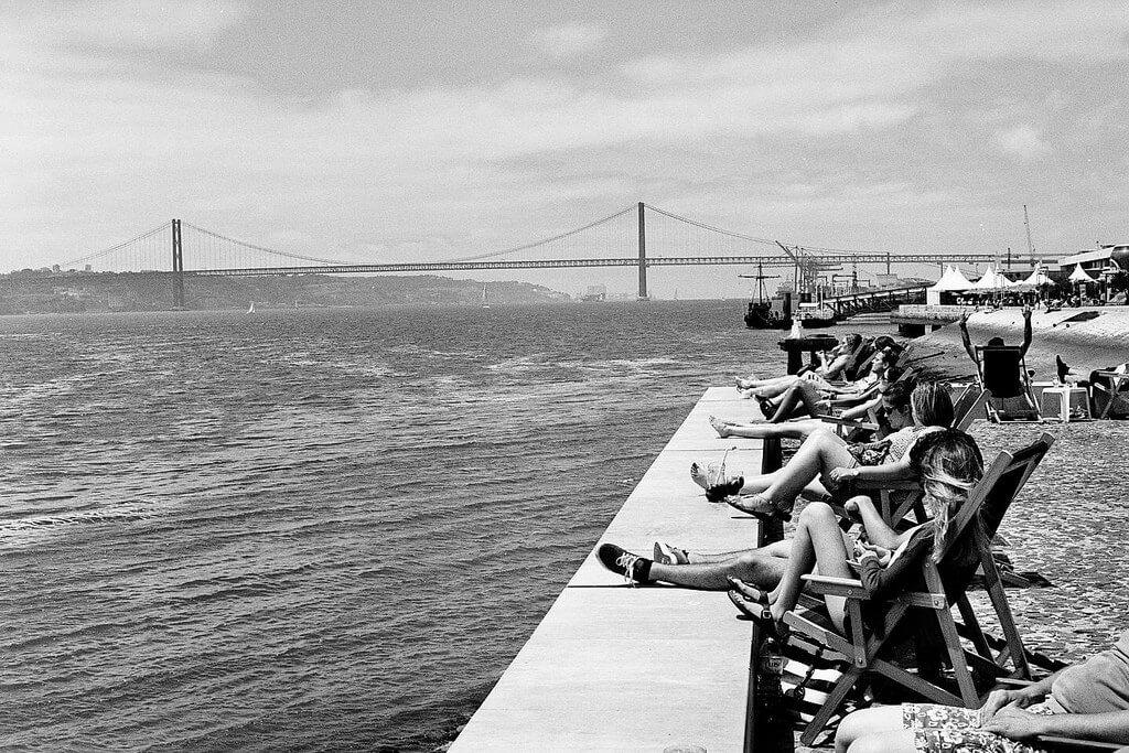 Ric Capucho - Lisbon - Ilford XP2