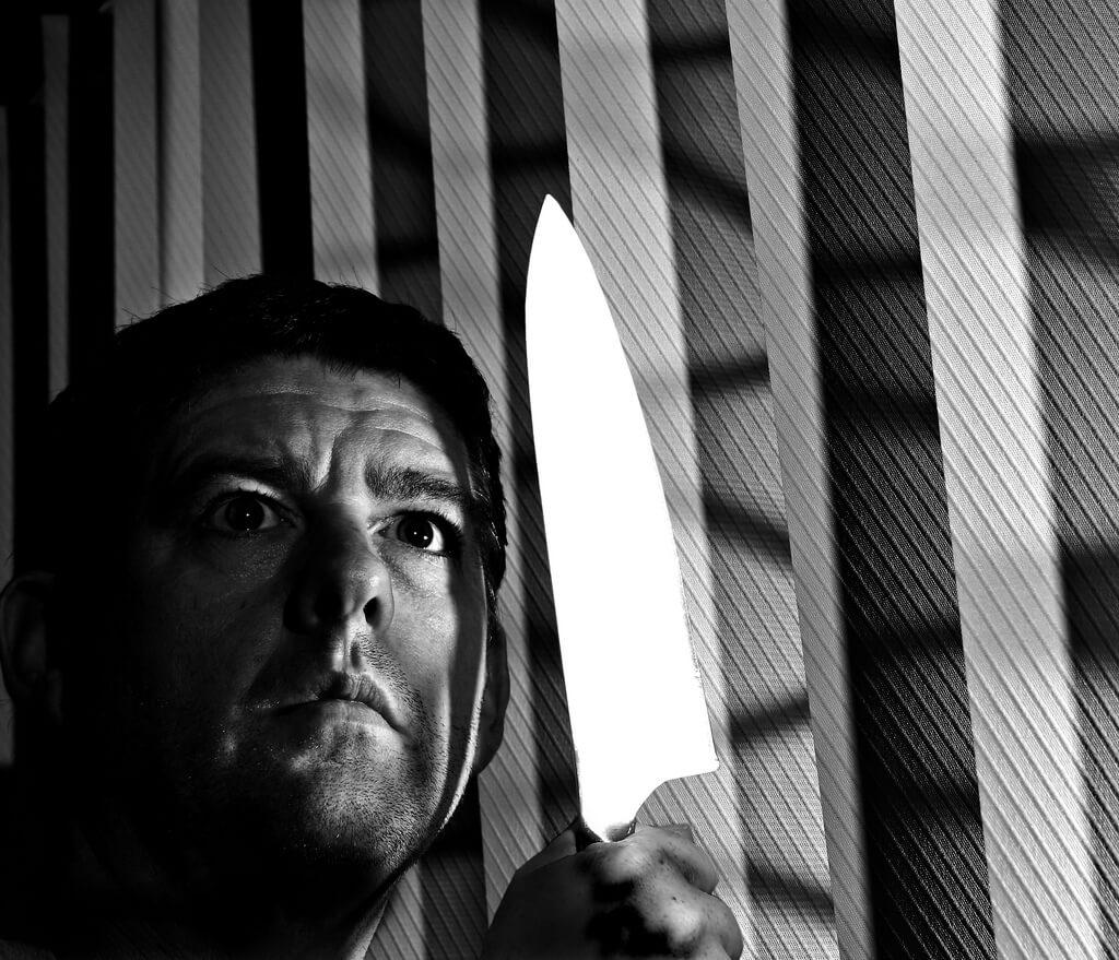 Steve Garner - film noir