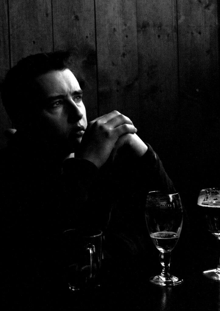 Matthew_Tostevin - man drinking