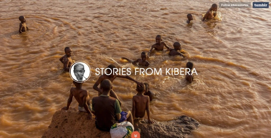 Stories from Kibera by Brian Otienno