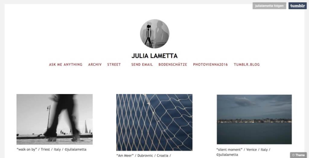 Julia Lametta
