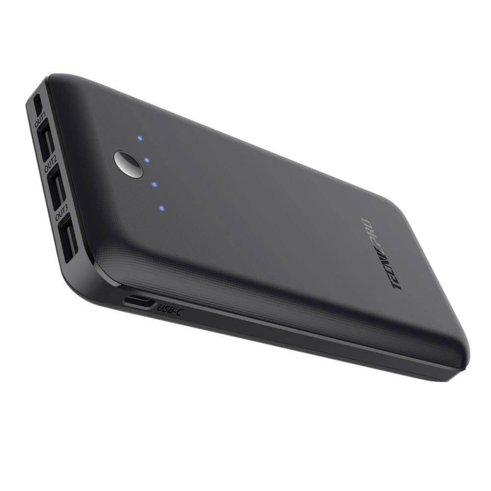 TECNICPRO Portable Charger P26 26800mAh External Battery