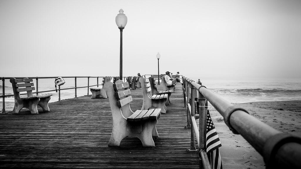 Steve Stanger - Ocean Grove pier #2 (Ocean Grove, NJ)