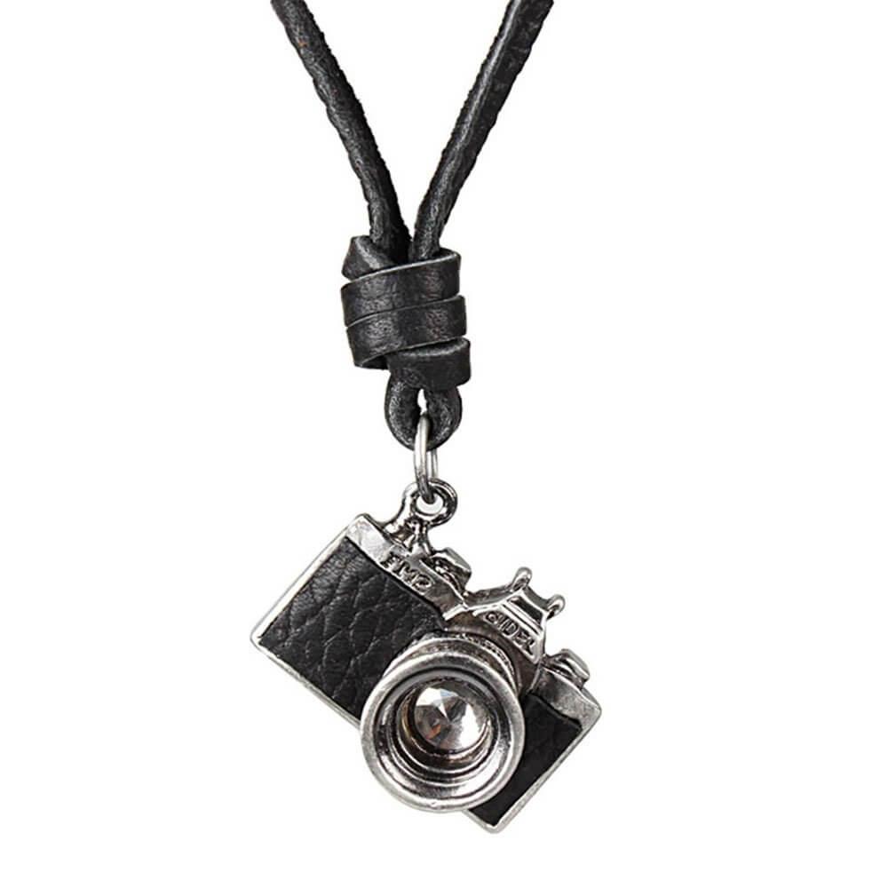 Punk Camera Pendant