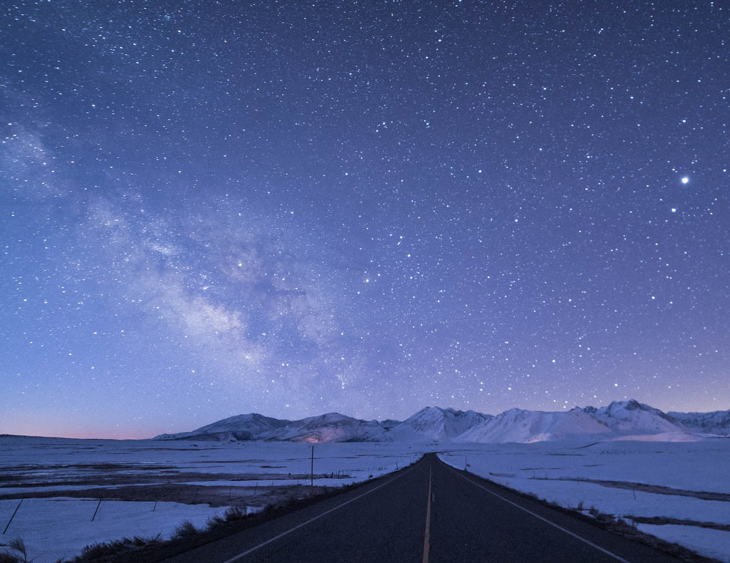Hadley Johnson - Highway to the Milky Way