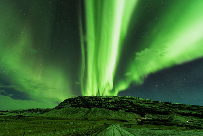 Alfio Ansaloni - Aurora borealis