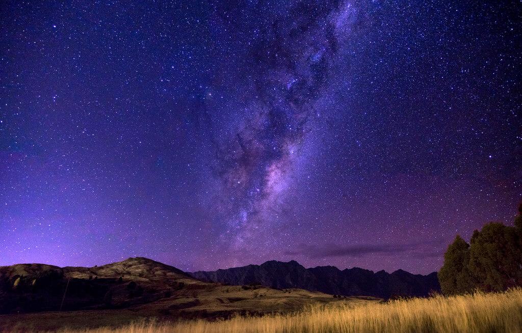 Ben Robinson Milky Way