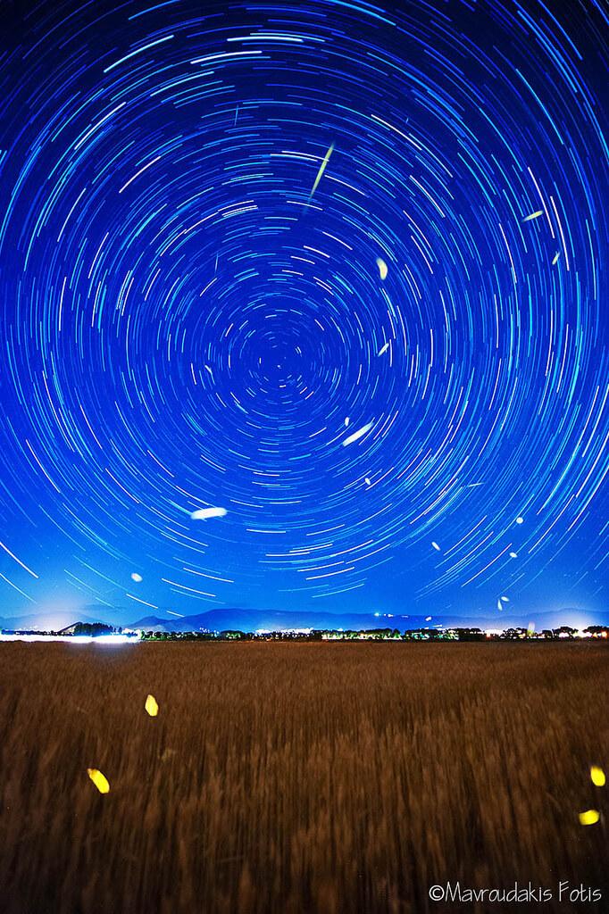 Fotis Mavroudakis - Fireflies dancing