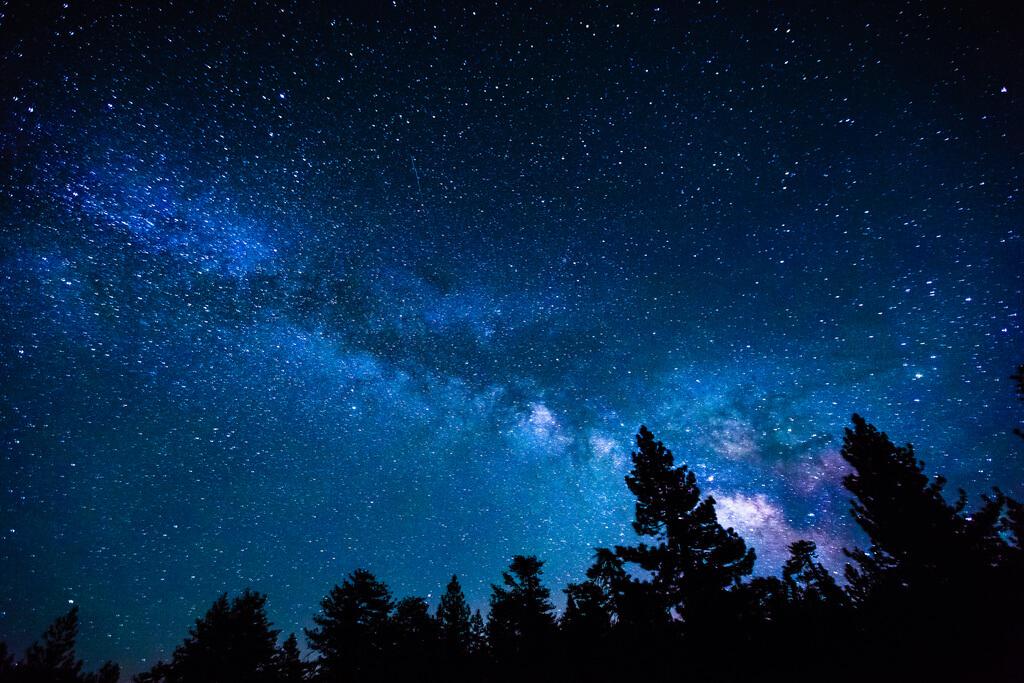 bobbylbrett - Mt. Pinos, Kern County, California