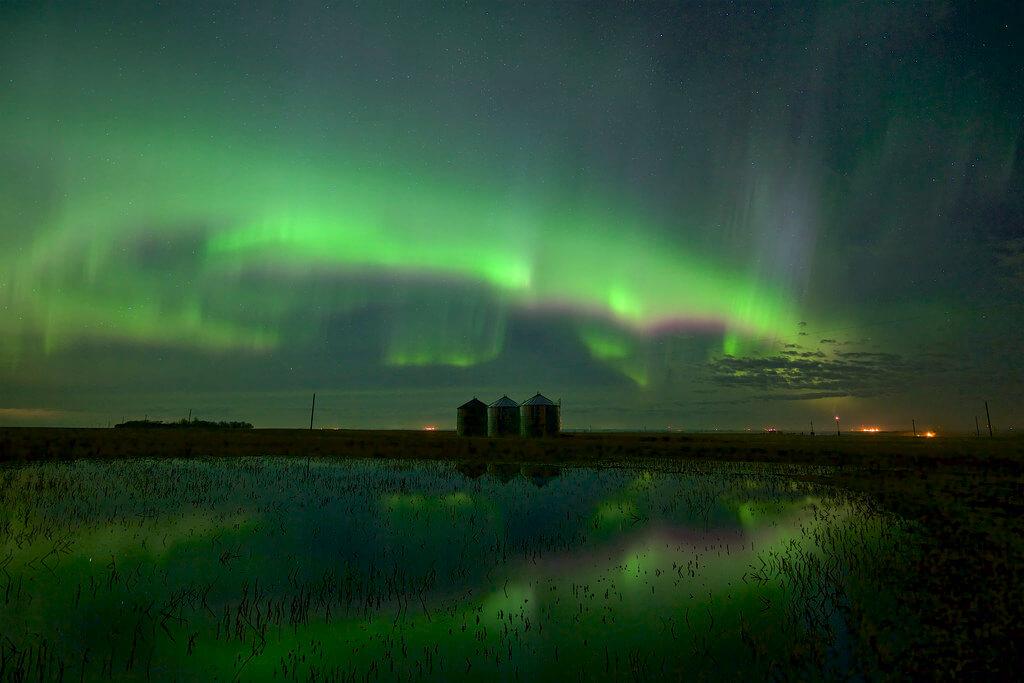 John Andersen - Intense aurora