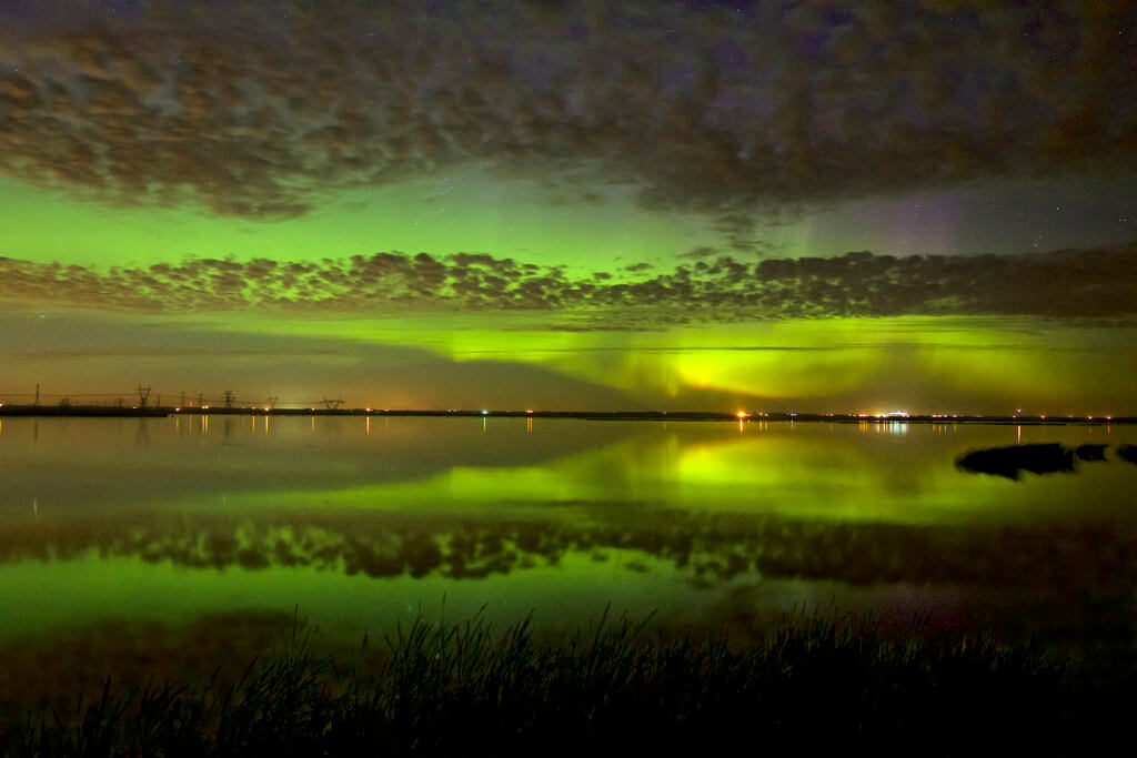 John Andersen - Frank Lake June 25 Aurora