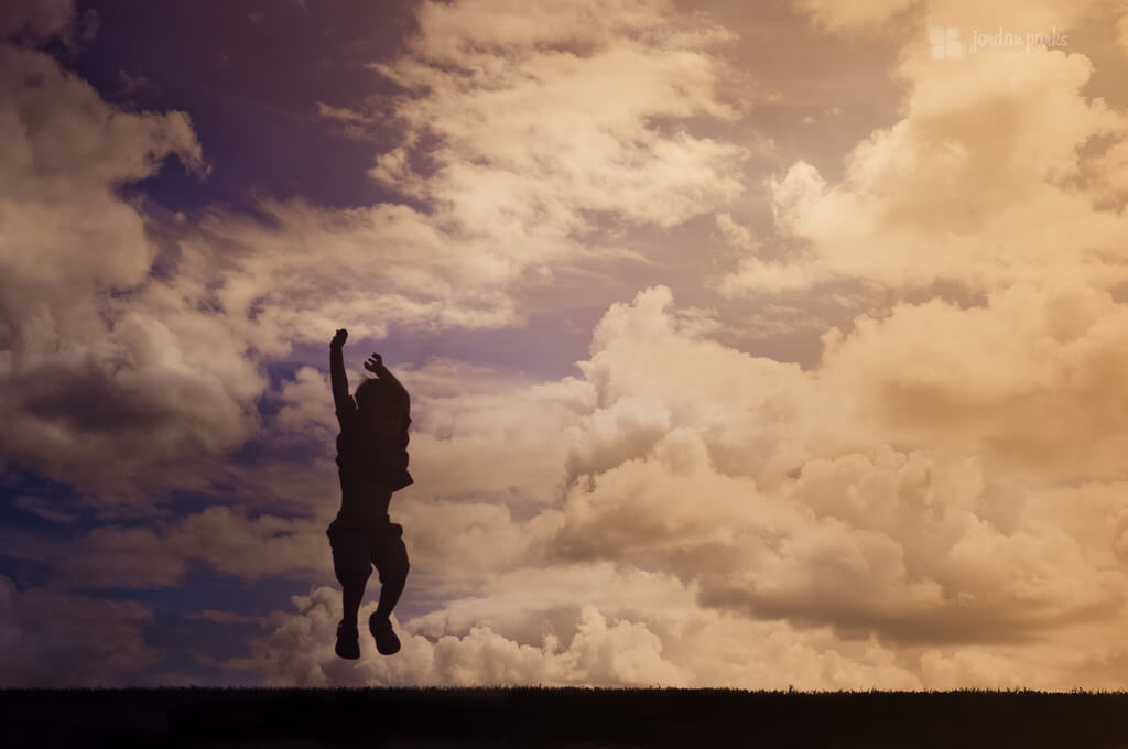 jordan parks - silhouette boy