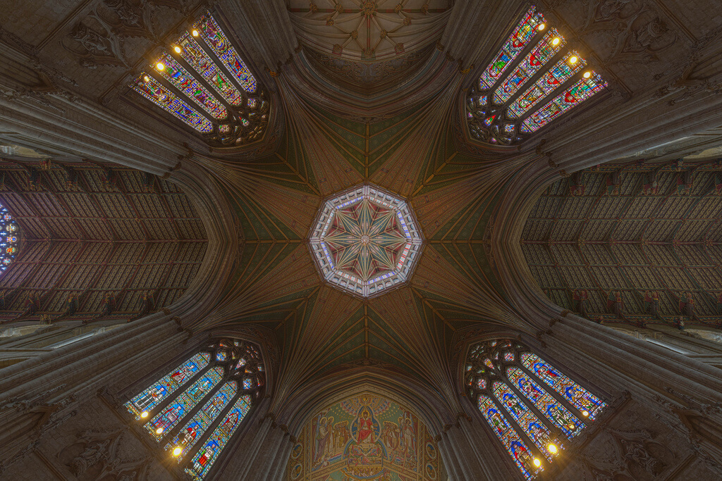 Sam Codrington - symmetry cathedral