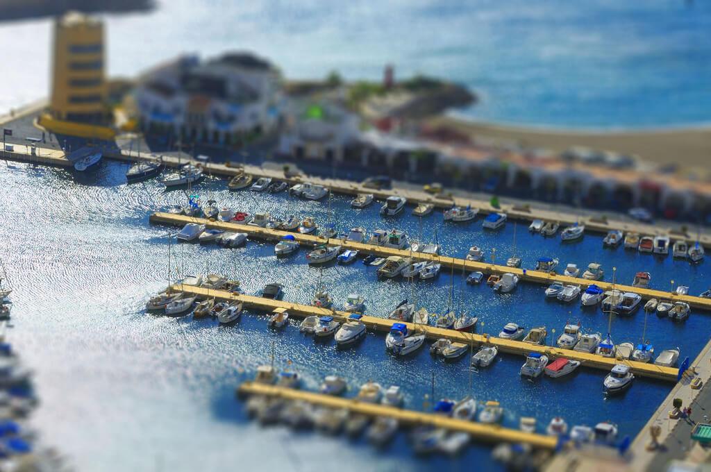Míriam Pérez - Tilt-Shift Puerto Aguadulce