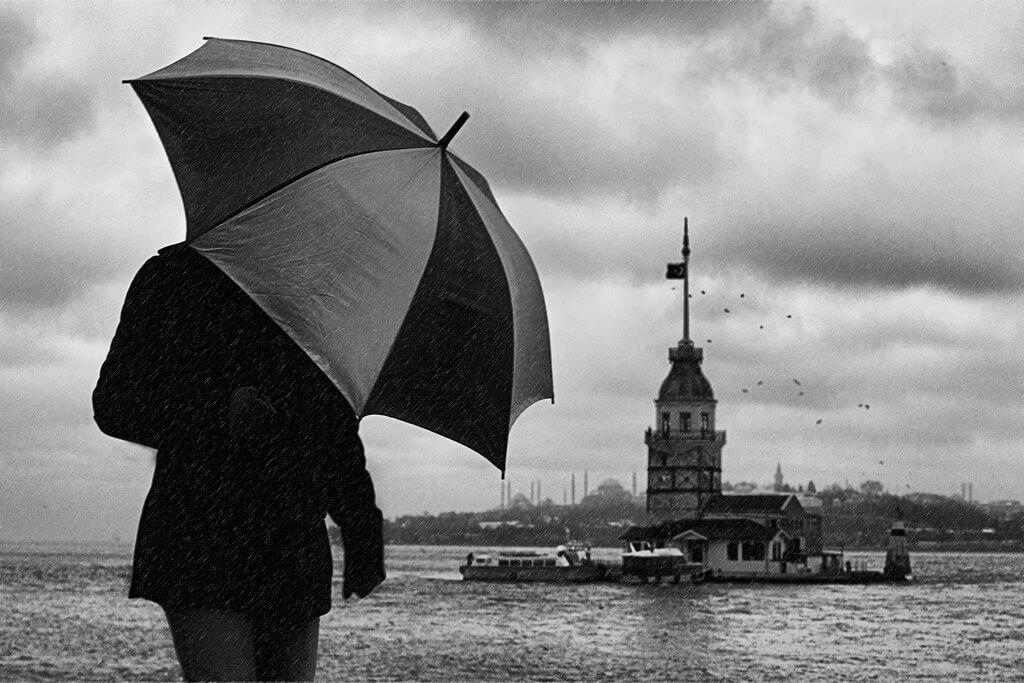 Bahadır Bermek - Rain Man Turkey - Istanbul rule of thirds