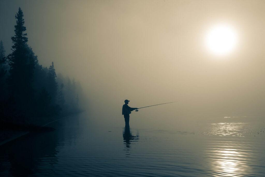 b togol - fisherman