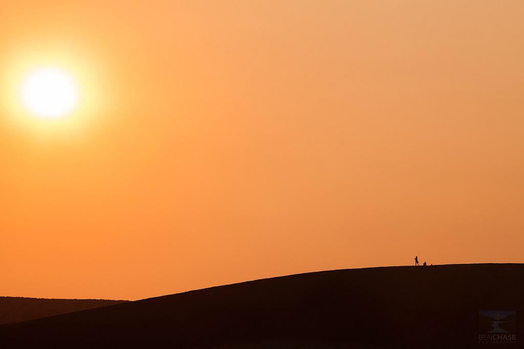 Benjamin Chase - Southern Idaho Sun negative space