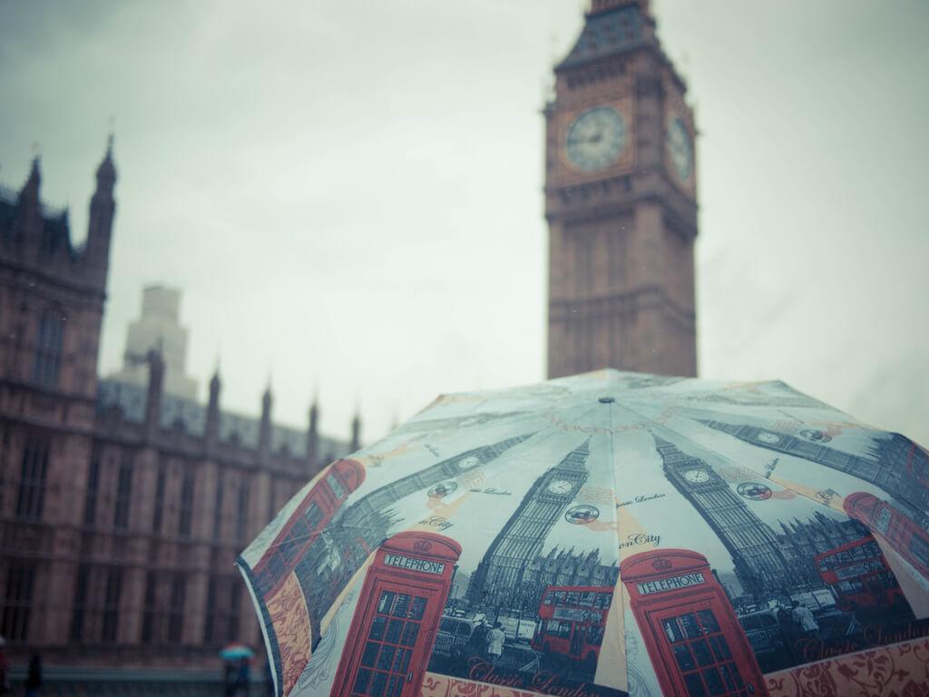 Westminster Rain