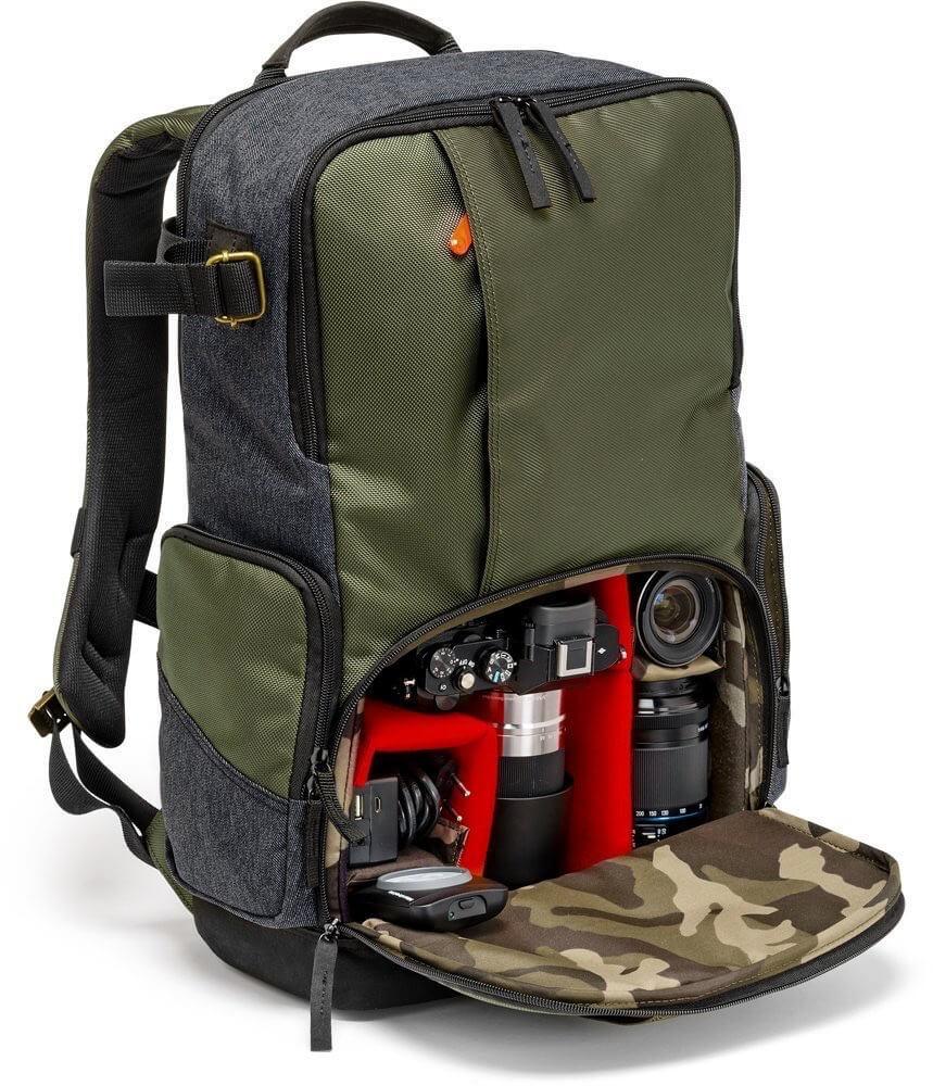 Manfrotto Medium Backpack for DSLR Camera