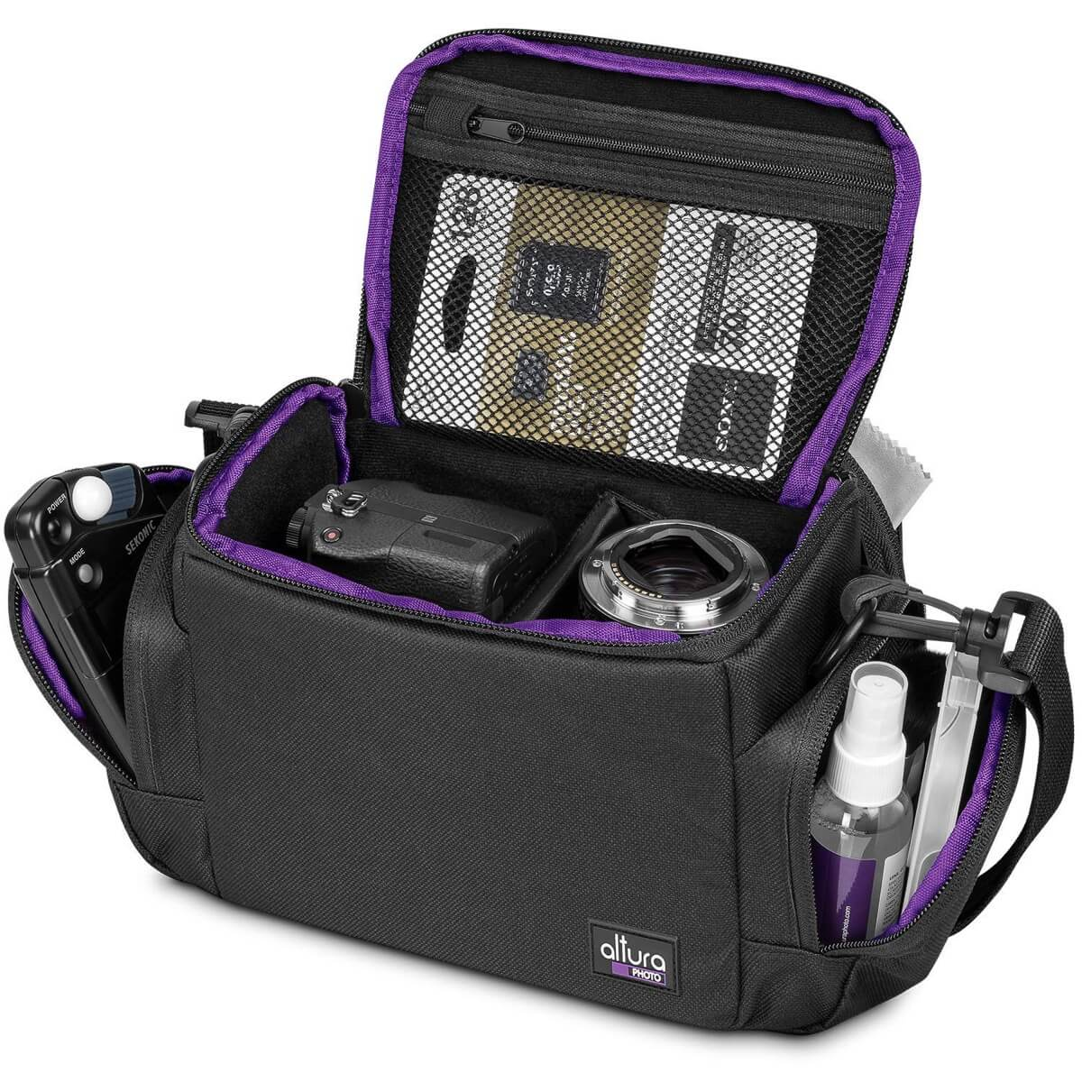 Medium Camera Bag Case by Altura Photo