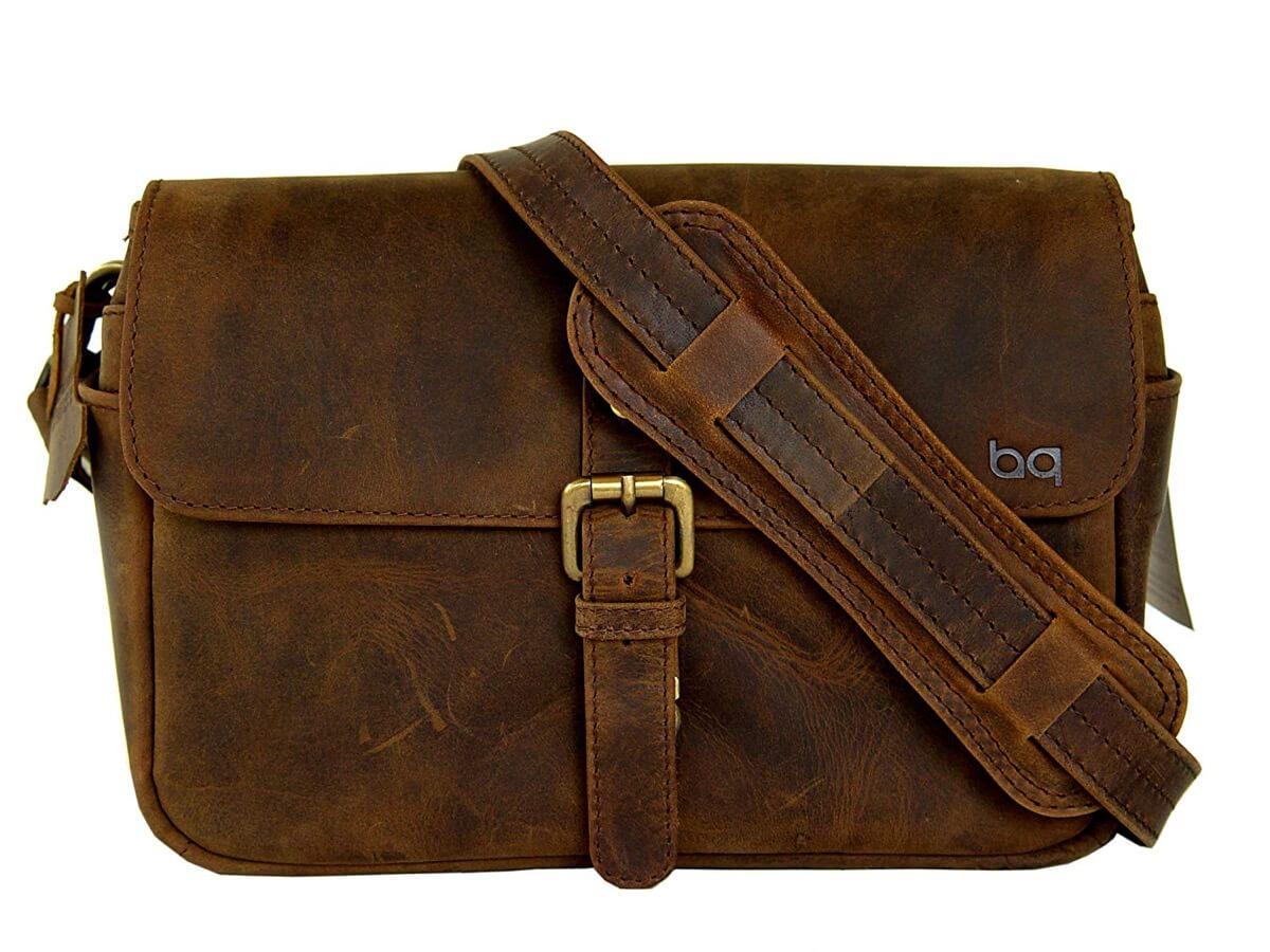 Basic Gear Leather Camera Bag