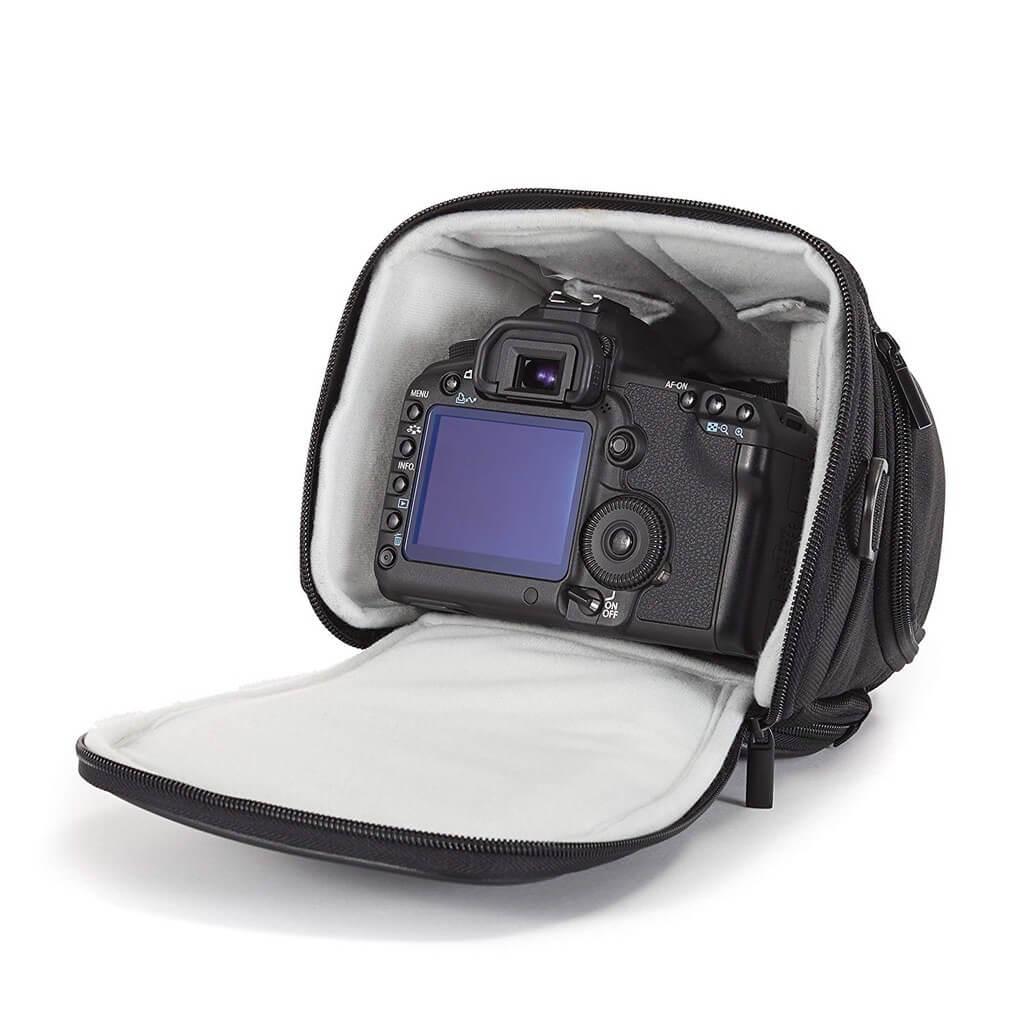 AmazonBasics Holster Camera Case