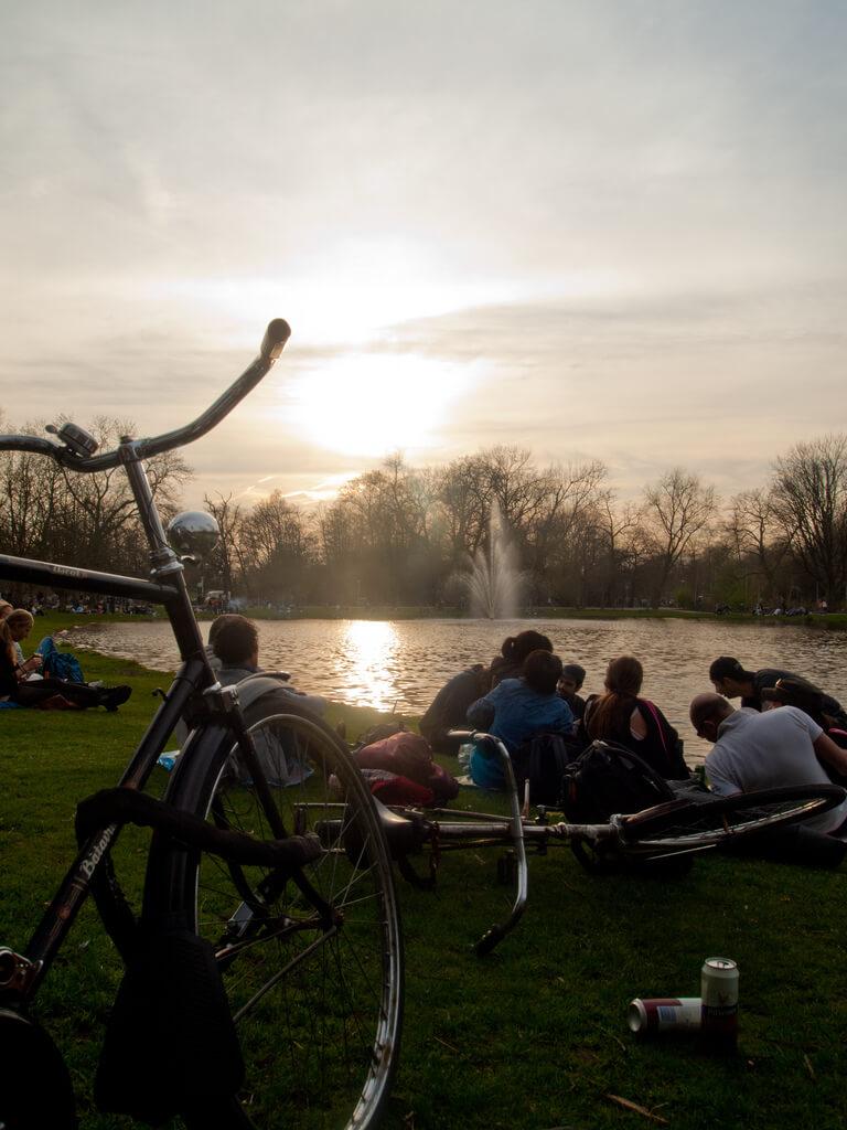 Marco Spaapen - vondelpark picnic
