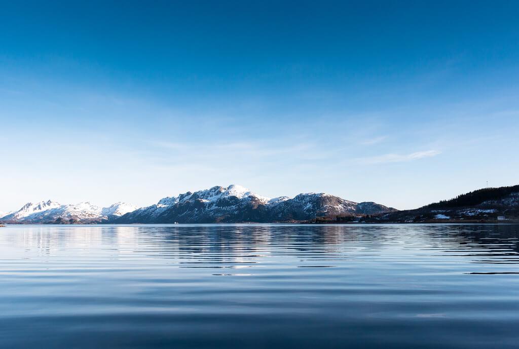 Martin de Lusenet - Trollfjord, Norway