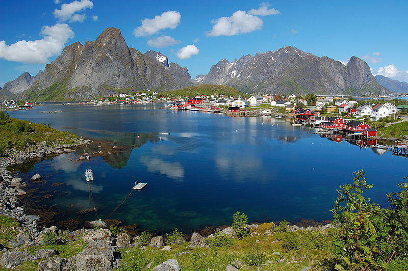 melenama - Norway - Reine, Lofoten