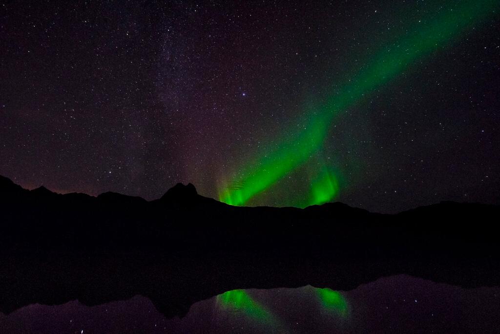 Javier Rodríguez - Svolvaer Aurora, Lofoten