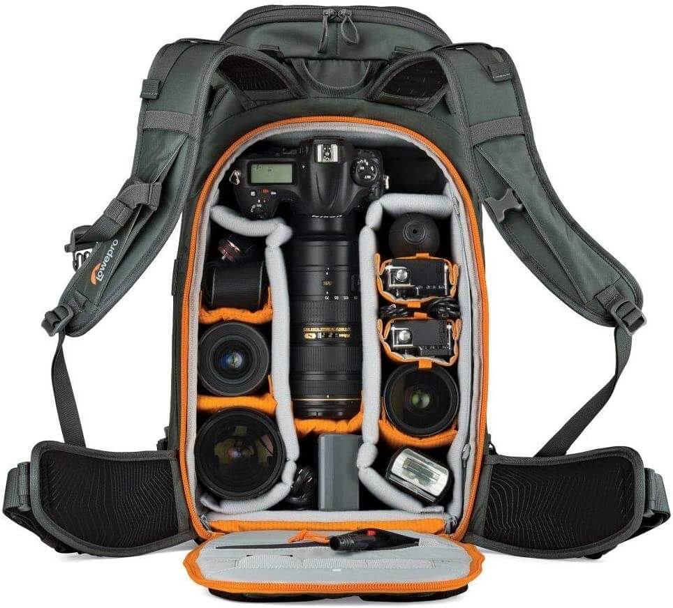 Lowepro Whistler BP 450 AW. XL Pro Grade Outdoor Adventure Camera Backpack