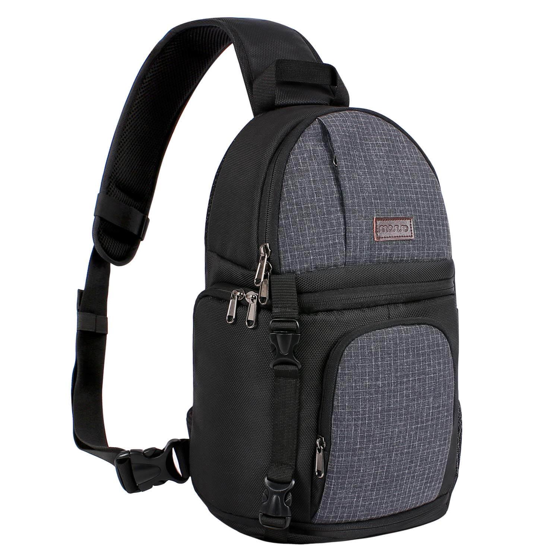 mosiso sling camera bag