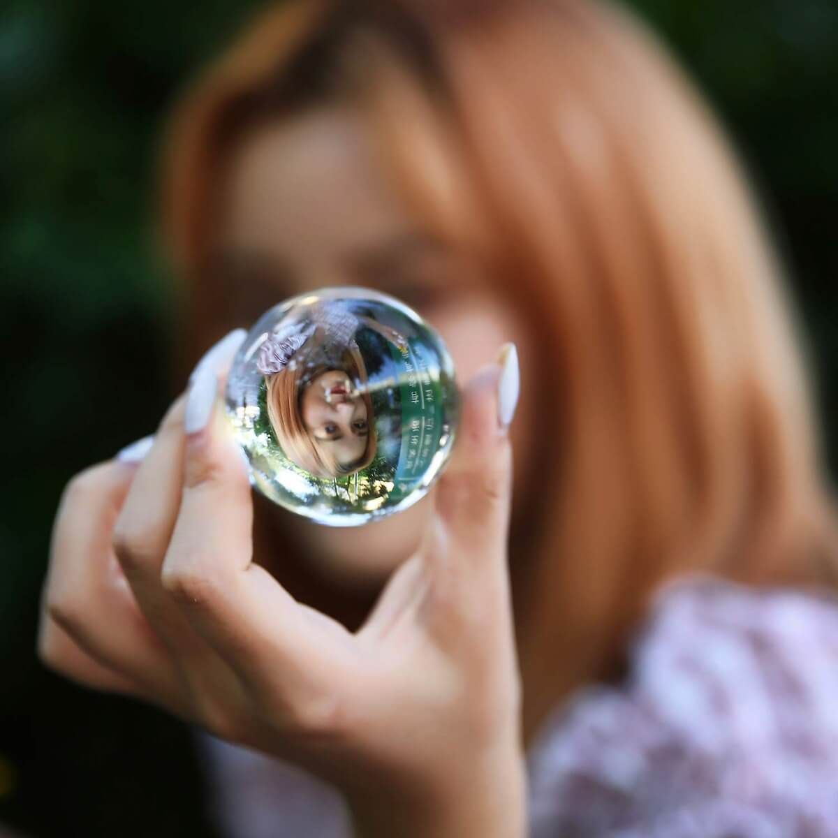 7 Cool Ideas For Crystal Ball Photography The Photo Argus