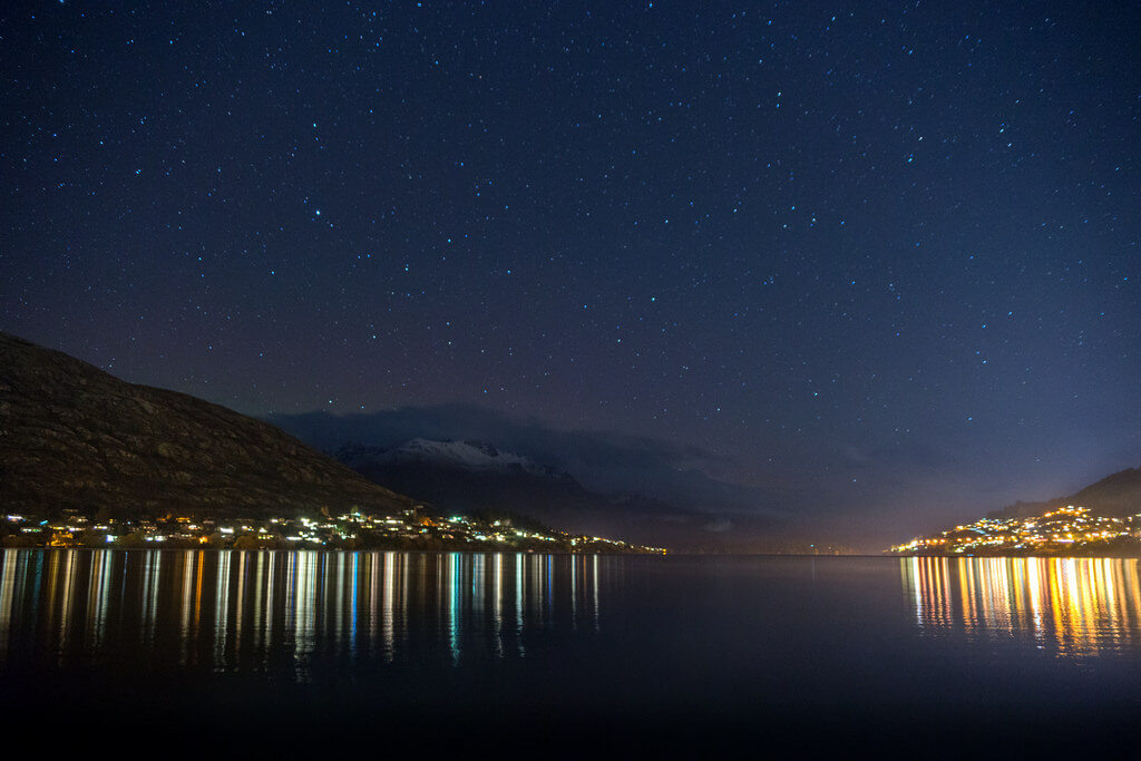 Ben Robinson - Queenstown city Lights