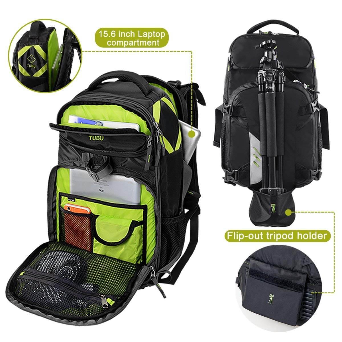 tubu camera backpack