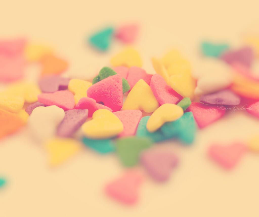 Maira Gall - heart sprinkles