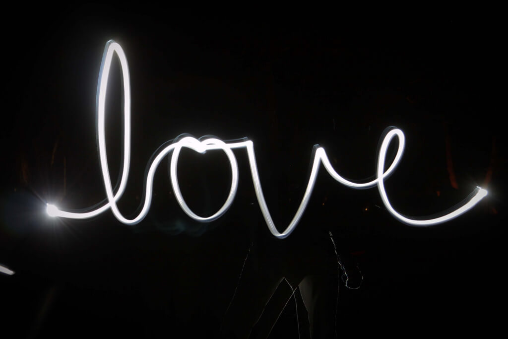 Jeremy Raff-Reynolds - Light Painting Love