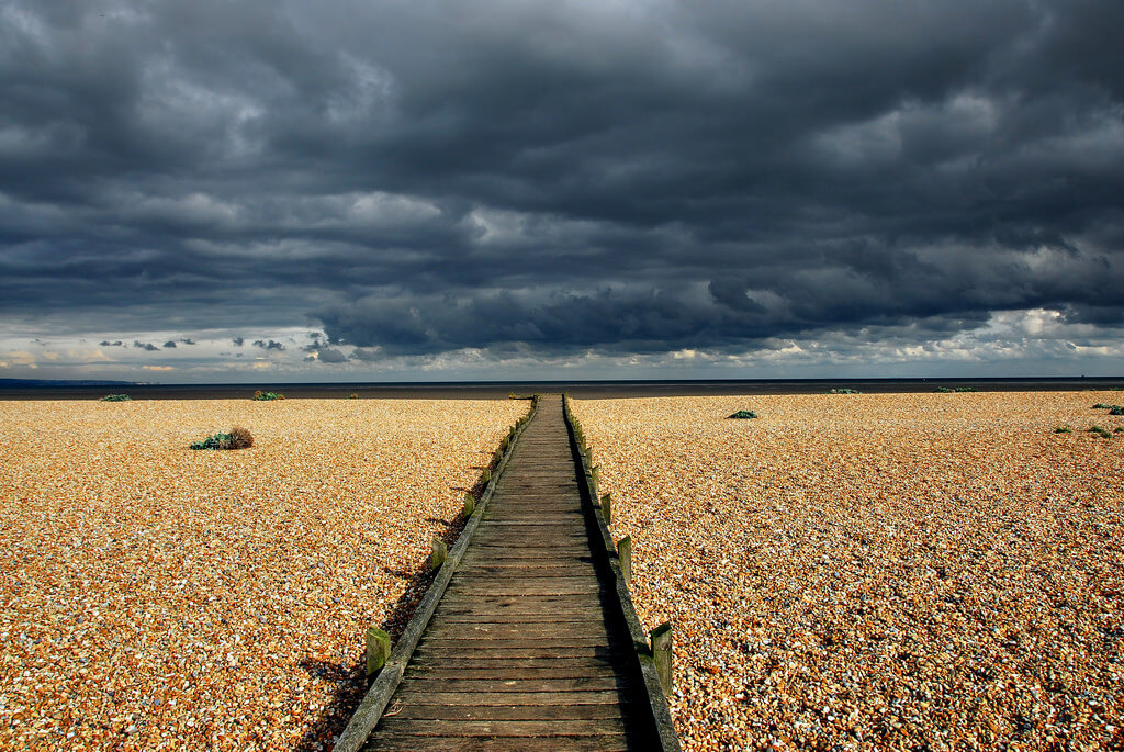 Richard Watkins LRPS - Lydd on Sea