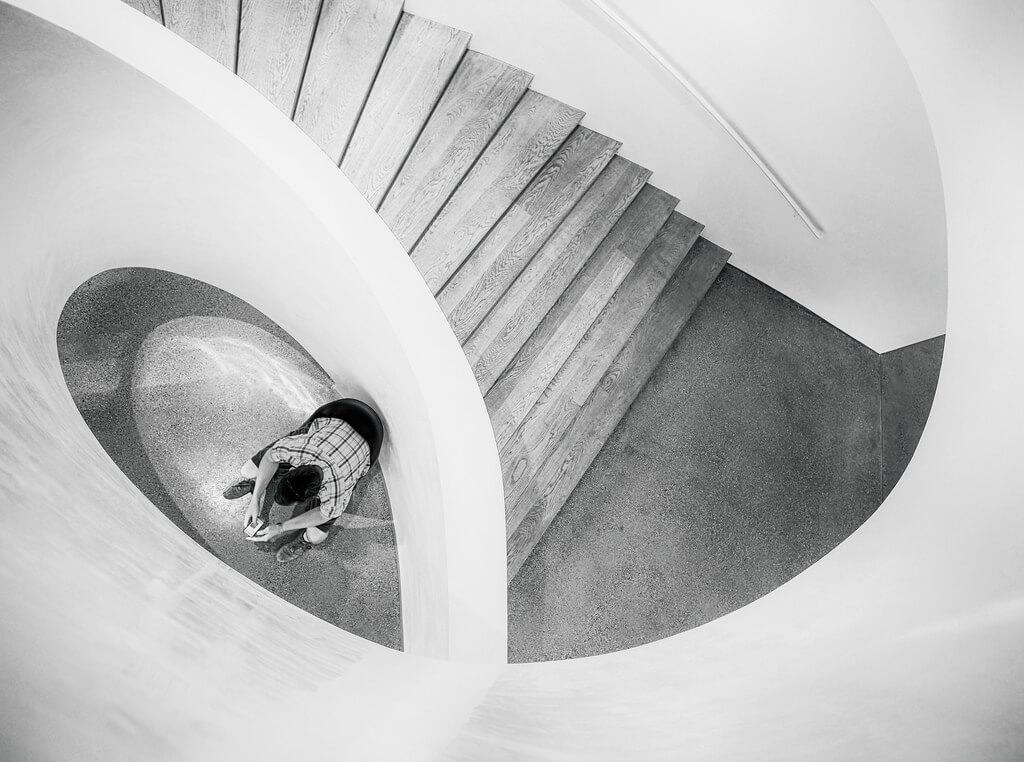 Минимализм в фотографии || Magdalena Roeseler - In Vitra