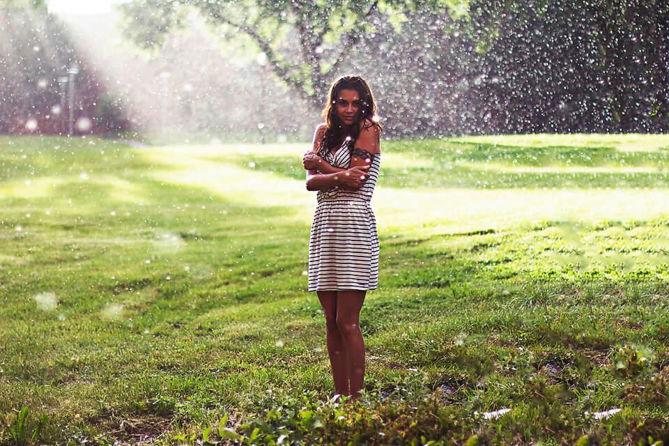 Lucia Ramos - Sudden downpour