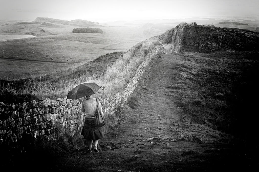 James Drury - Hadrian's Wall National Trail