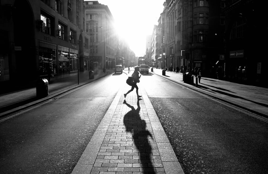 Dom Crossley - Ofxord Street Sunrise