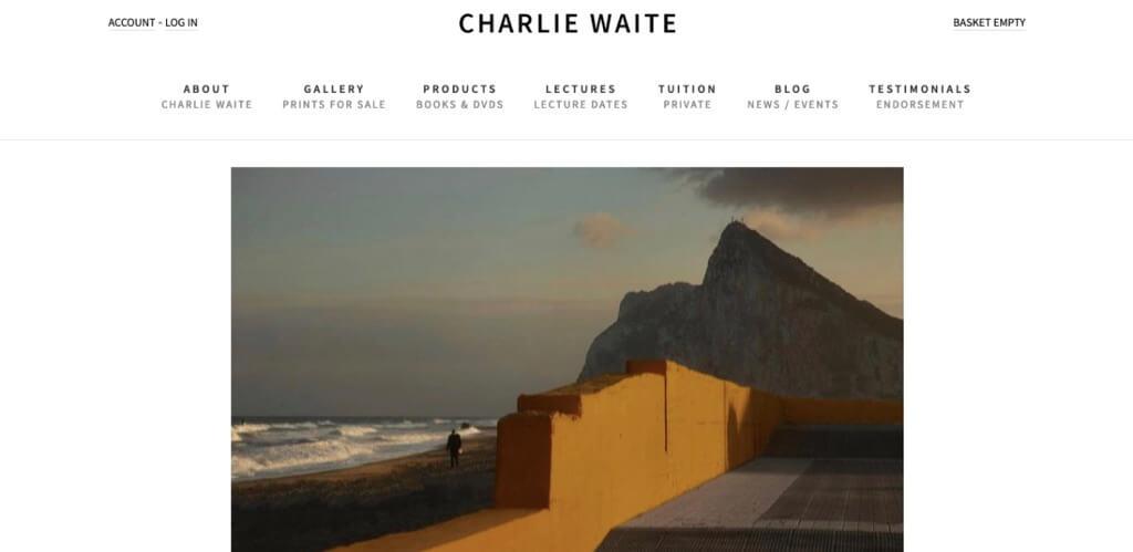 Charlie Waite