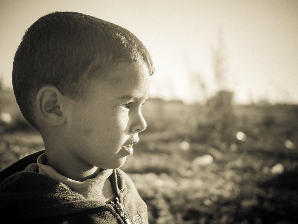 Amine Fassi - boy portrait