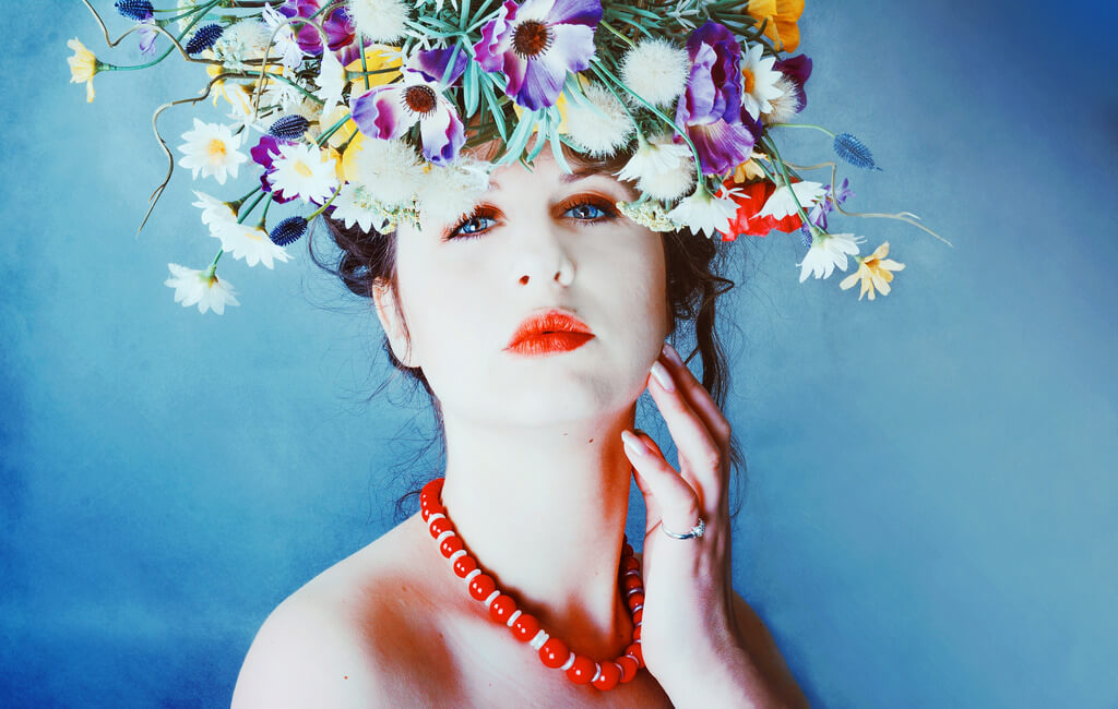 PHOTO VANOVA - colorful portrait
