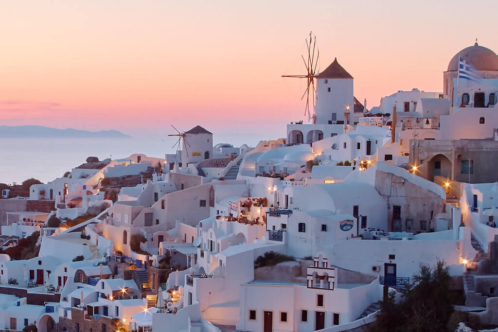 Pedro Szekely - Santorini, Greece