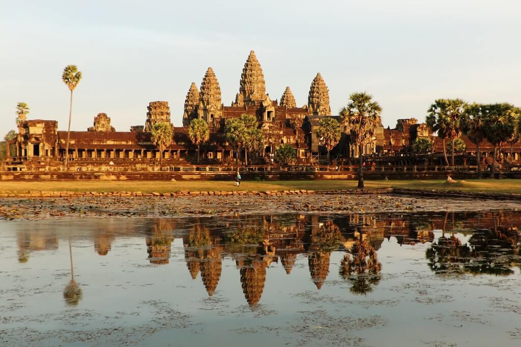 Juan Antonio Segal - Angkor Wat, Cambodia