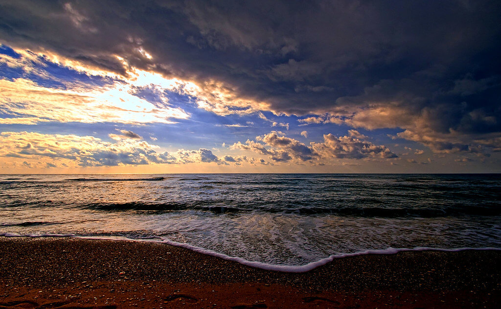 Tenia Prokalamou - Zacharo Beach