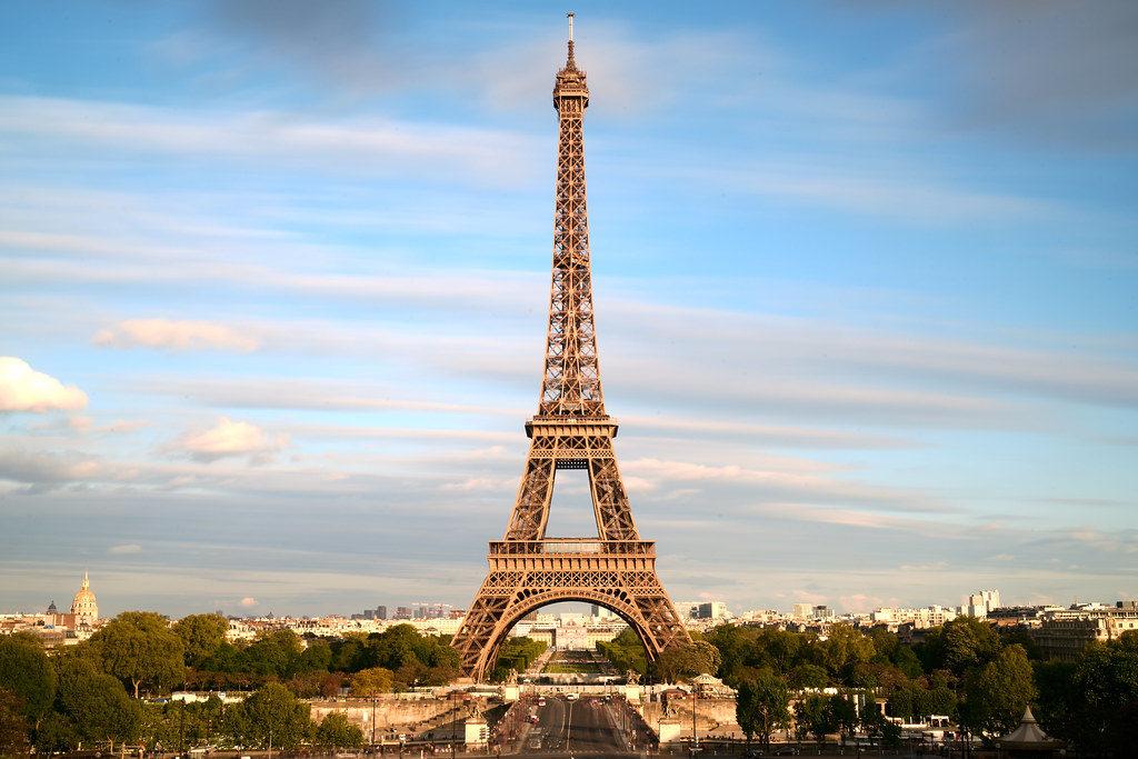 Pedro Szekely - Eiffel Tower